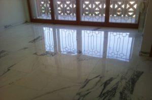 Lucidatura pavimenti marmo parquet Roma