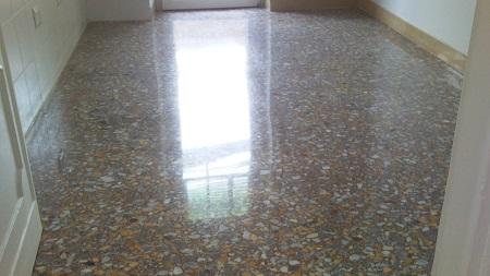 lucidatura pavimenti marmo alla veneziana