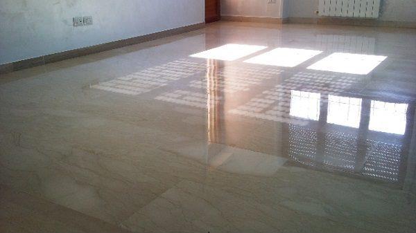 cristallizzazione trattamenti a lucido di pavimenti in pietra naturale