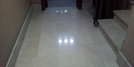 lucidatura pavimenti in pietra naturale