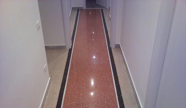 lucidatura cristallizzazione pavimenti marmo alla veneziana