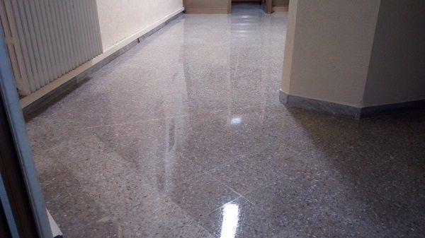 lucidatura cristallizzazione pavimenti marmette roma