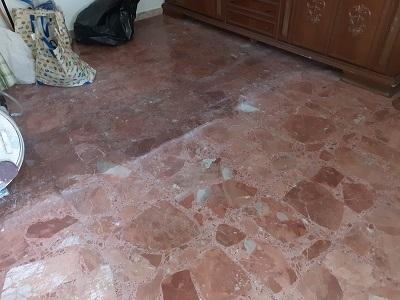 lamatura arrotatura pavimenti marmo roma