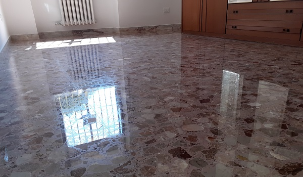 levigatura lucidatura pavimenti marmo roma