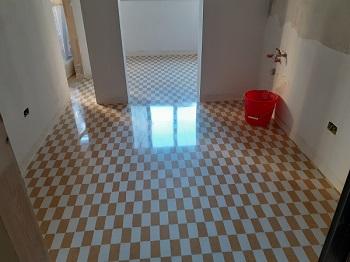 lucidatura pavimenti gres porcellanato