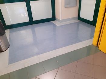 ceratura lavaggio pavimenti linoleum pvc