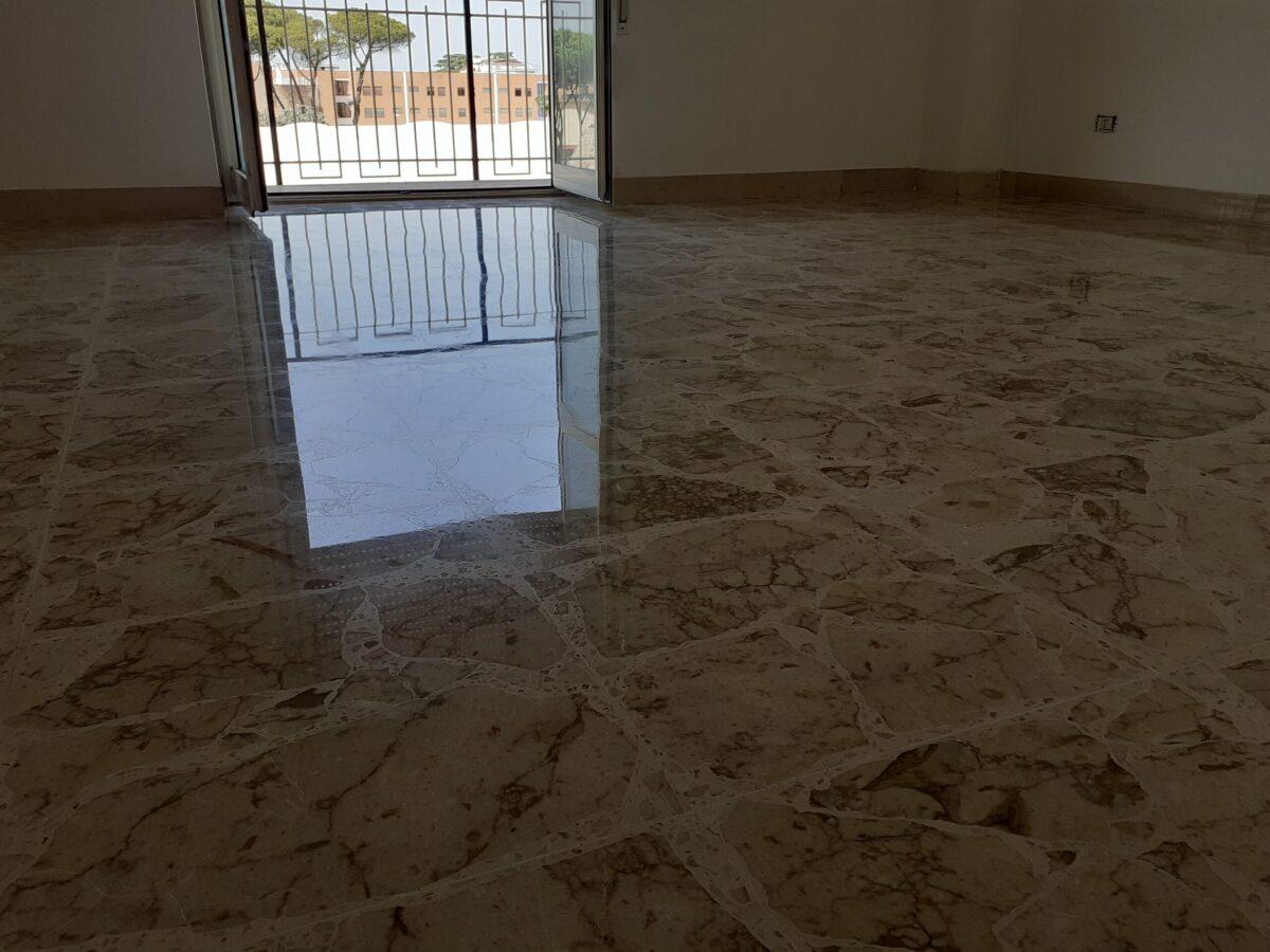 rinnovamento pavimenti marmo