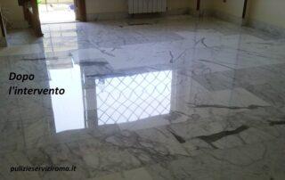 cristallizzazione marmo statuario